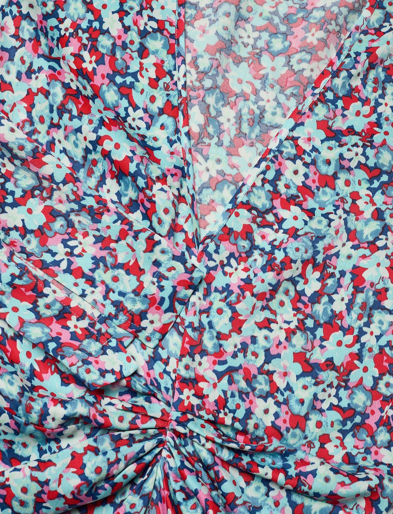 ROTATE Birger Christensen - Sierra Dress - alledaagse jurken - antigua sand comb - 2