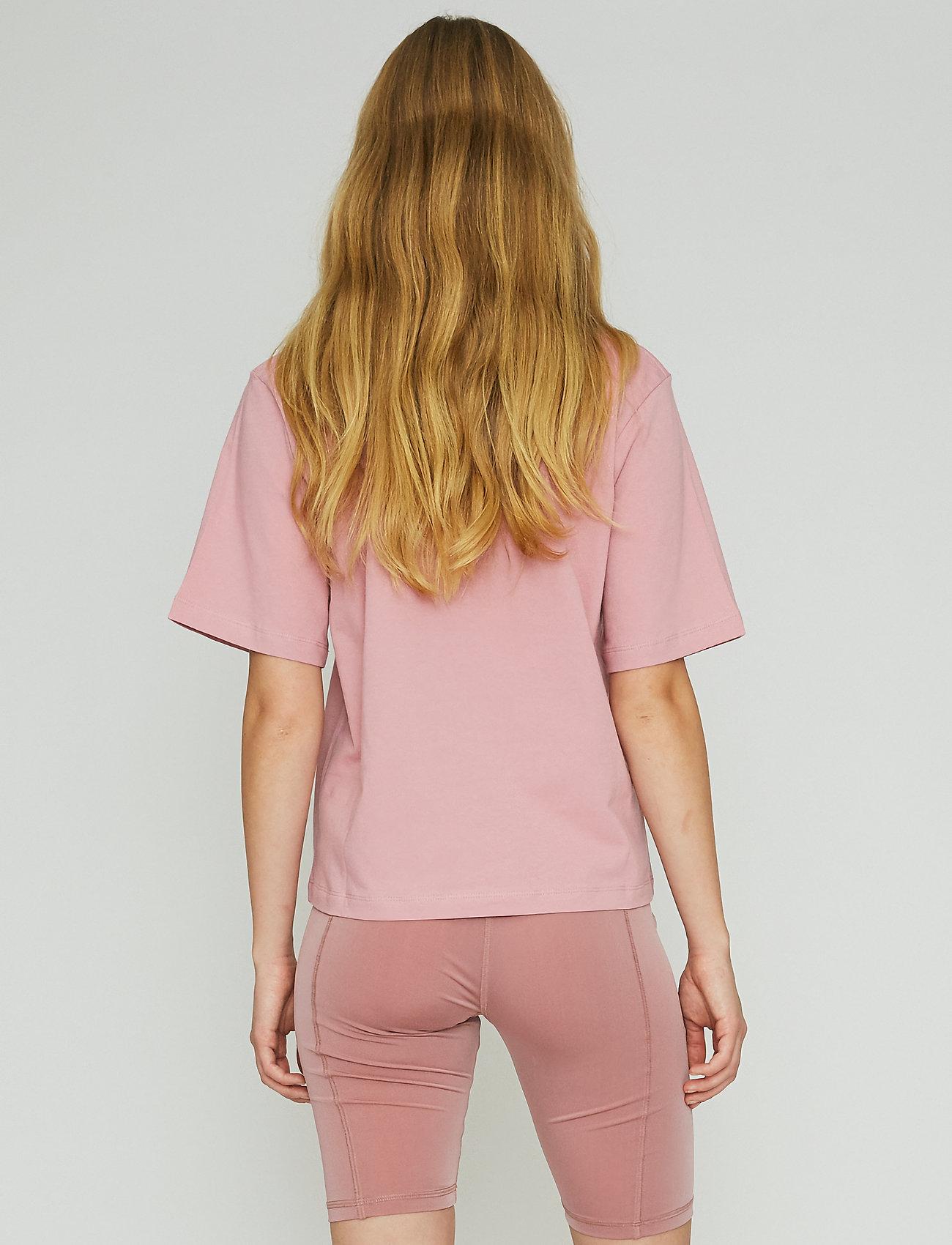 ROTATE Birger Christensen - Aster T-Shirt - t-shirts - lilas - 3