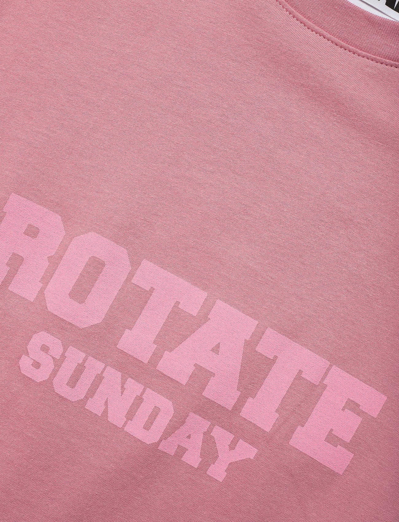 ROTATE Birger Christensen - Aster T-Shirt - t-shirts - lilas - 5