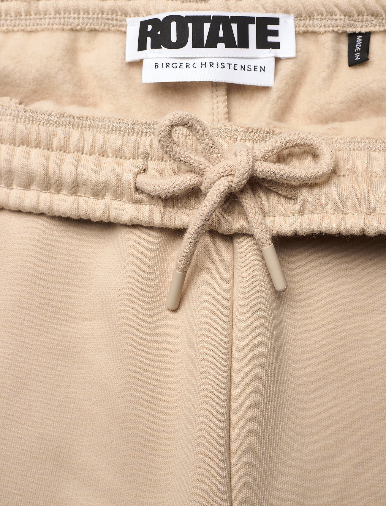 ROTATE Birger Christensen - Mimi Sweatpants Small Print - neue mode - humus - 3