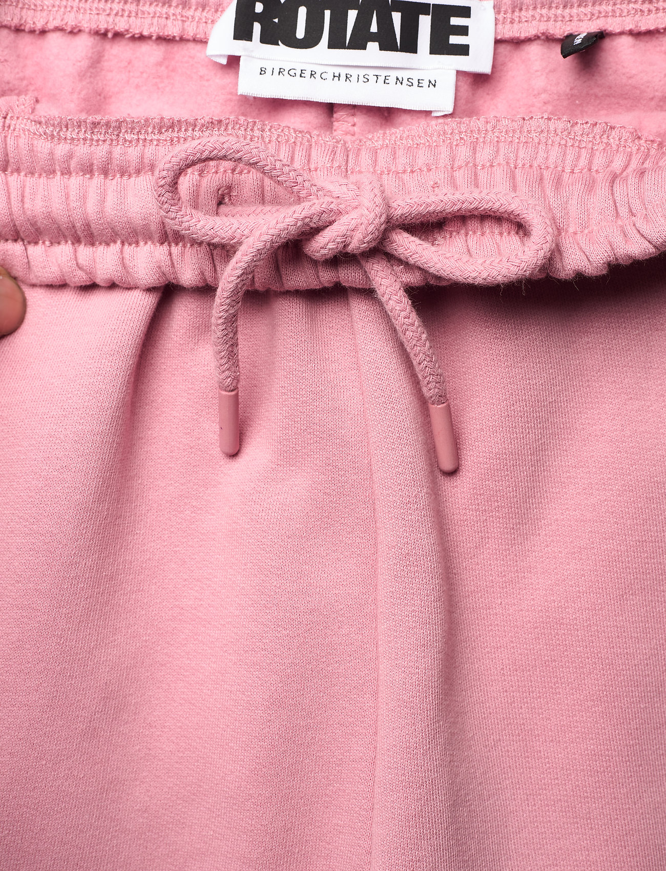 ROTATE Birger Christensen - Mimi Sweatpants Large Print - neue mode - lilas - 5