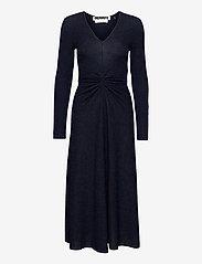 ROTATE Birger Christensen - Sierra Dress - alledaagse jurken - dark sapphire - 0