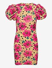 Ruby Dress - FLOWER AOP