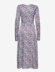 ROTATE Birger Christensen - Sierra Dress - alledaagse jurken - antigua sand comb - 1
