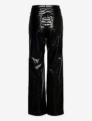 ROTATE Birger Christensen - Rotie Pants - leren broeken - black - 1