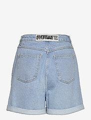ROTATE Birger Christensen - Dilone Shorts - korte jeansbroeken - light blue denim - 1
