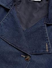ROTATE Birger Christensen - Loretta Jacket - jeansjacken - dark blue denim - 2