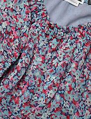 ROTATE Birger Christensen - Carly Long Dress - zomerjurken - antigua sand comb - 2