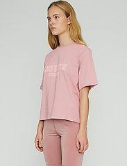 ROTATE Birger Christensen - Aster T-Shirt - t-shirts - lilas - 4