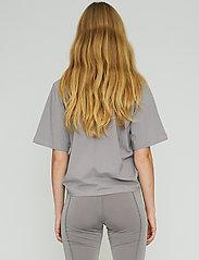 ROTATE Birger Christensen - Aster T-Shirt - t-shirts - cloudburst - 3