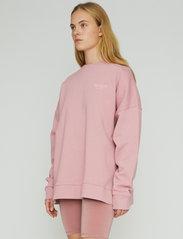 ROTATE Birger Christensen - Iris Crewneck - sweatshirts en hoodies - lilas - 4