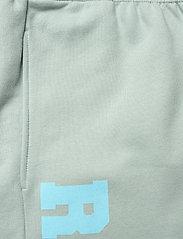 ROTATE Birger Christensen - Mimi Sweatpants Large Print - neue mode - blue surf - 2
