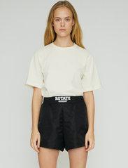 ROTATE Birger Christensen - Roxy Shorts - shorts casual - black - 0