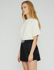 ROTATE Birger Christensen - Roxy Shorts - shorts casual - black - 4