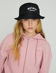 ROTATE Birger Christensen - Bianca Bucket Hat - bøllehatte - black - 3