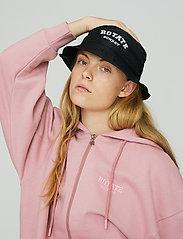 ROTATE Birger Christensen - Bianca Bucket Hat - bøllehatte - black - 4