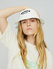 ROTATE Birger Christensen - Bianca Bucket Hat - emmer hoeden - bright white - 0