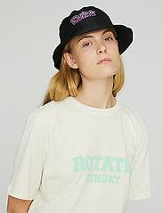 ROTATE Birger Christensen - Meryl Bucket Hat - bøllehatte - black - 3