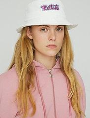 ROTATE Birger Christensen - Meryl Bucket Hat - bøllehatte - bright white - 0