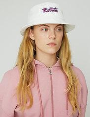ROTATE Birger Christensen - Meryl Bucket Hat - bøllehatte - bright white - 4