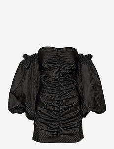 Phoebe Dress - cocktail dresses - black