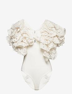 Carmen Body - bodys - bright white