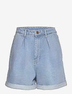 Dilone Shorts - denim shorts - light blue denim