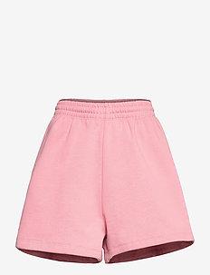 Roda Shorts Large Print - casual shortsit - lilas