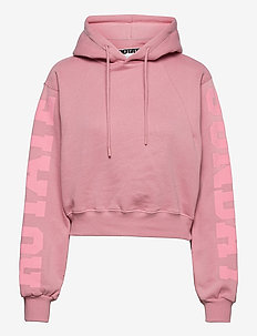 Viola Hoodie - sweatshirts & hættetrøjer - lilas
