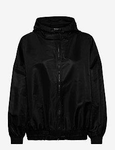 Perusia Jacket - plonos striukės - black