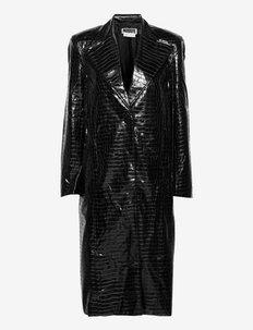 Eliane Coat - lette frakker - black