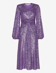 Sirin Dress - paljettklänningar - dewberry