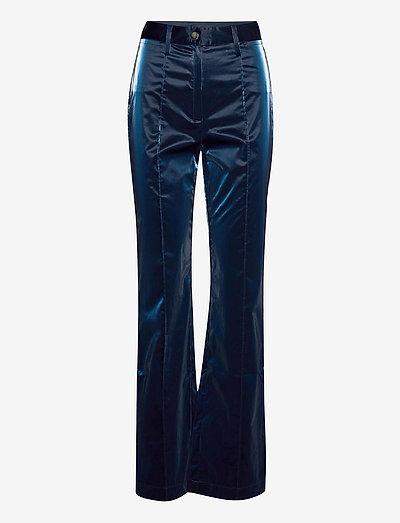 Robyn Pants - suorat housut - insignia blue