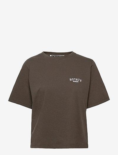 Aster T-shirt - t-shirts - raven