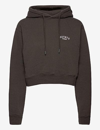 Viola Hoodie - sweatshirts en hoodies - raven