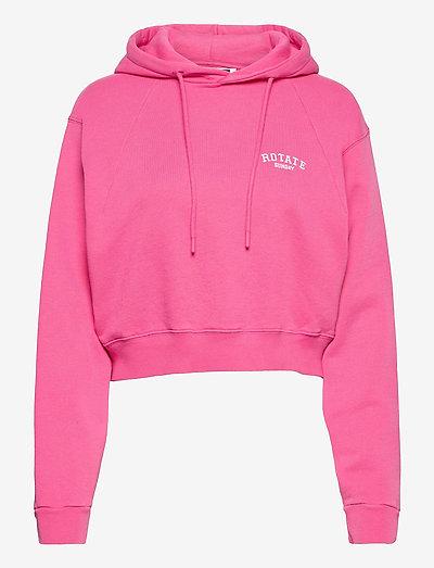 Viola Hoodie - sweatshirts & hoodies - carmine rose