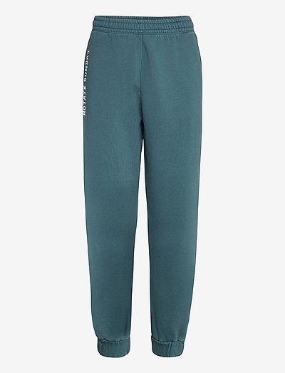 Mimi Sweatpants - kläder - mallard blue