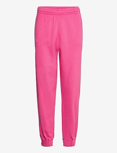Mimi Sweatpants - tøj - carmine rose