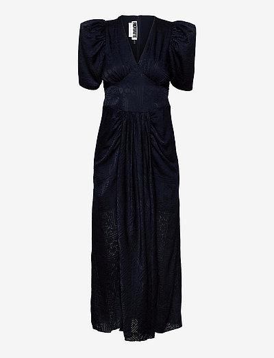 Alma Dress - evening dresses - dark sapphire
