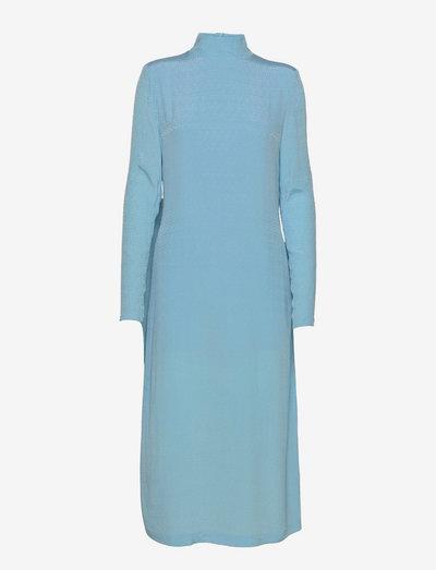 Reba Fringe Dress - summer dresses - baltic sea