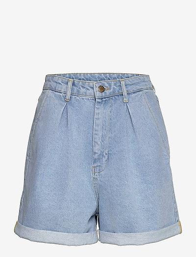 Dilone Shorts - korte jeansbroeken - light blue denim