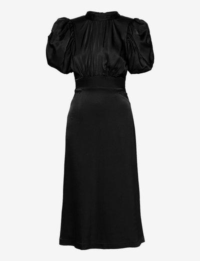 Dawn Dress - cocktail-kjoler - black