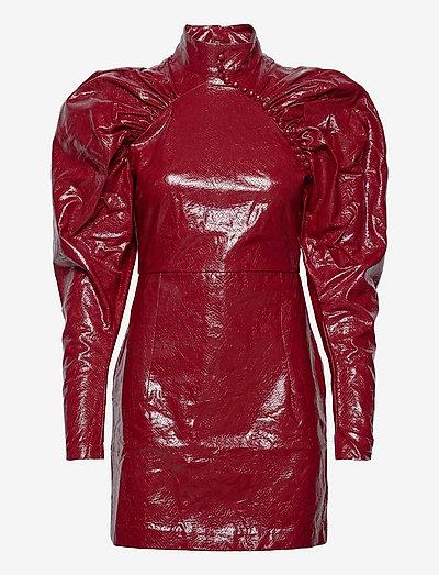 Kim Dress - festkjoler - tibetan red