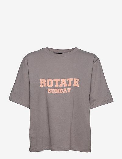 Aster T-Shirt - t-shirts & tops - cloudburst