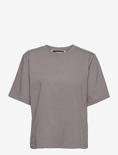 Asvera T-Shirt Swan - t-shirts & tops - cloudburst