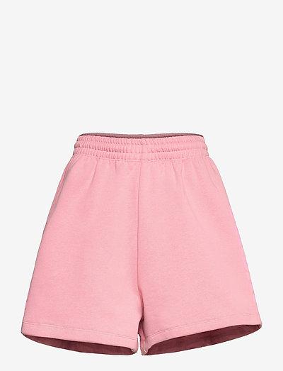 Roda Shorts Large Print - casual shorts - lilas