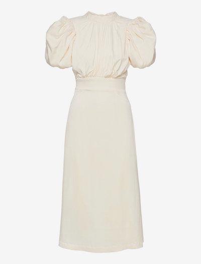 Dawn Dress - cocktail-kjoler - bright white