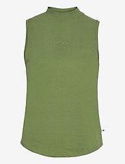 Roxy - FINALLY FEEL GOOD - tank tops - vineyard green - 1