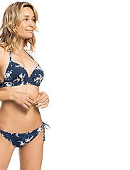 Roxy - VALUE LINE MOLD TRI SET - komplety bikini - mood indigo s aqua ditsy - 5