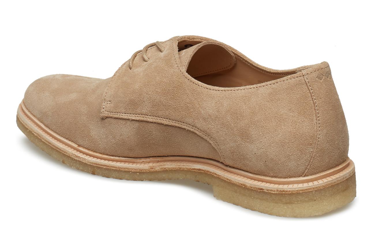 Cast De Équipement 25 Intérieure 75 Brown Extérieure Daim Vache Peau Shoe Semelle Suede Latex Royal 100 Republiq Doublure Derby Crepe Ow55Uq